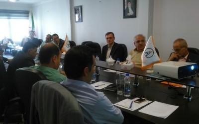 ششمین جلسه کمیسیون عملیات حفاری