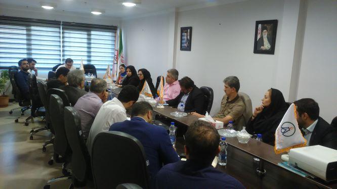 ششمین جلسه کمیسیون اقتصاد و بازار انجمن شرکت های حفاری ایران