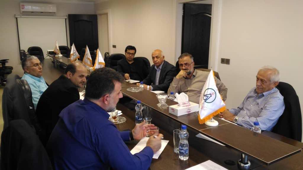 سی و پنجمین جلسه هیئت مدیره
